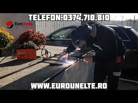 INVERTOR DE SUDURĂ ELEFANT 350A
