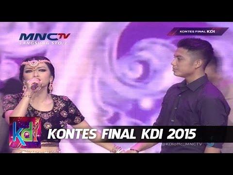 """Juju Feat Mumu """" Aku Mah Gitu Orangnya """" - Kontes Final KDI 2015 (11/5)"""