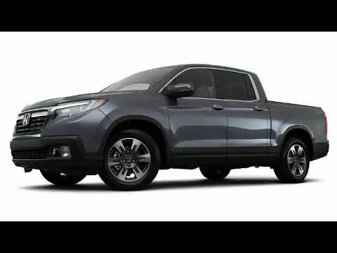 2018 Honda Ridgeline Video