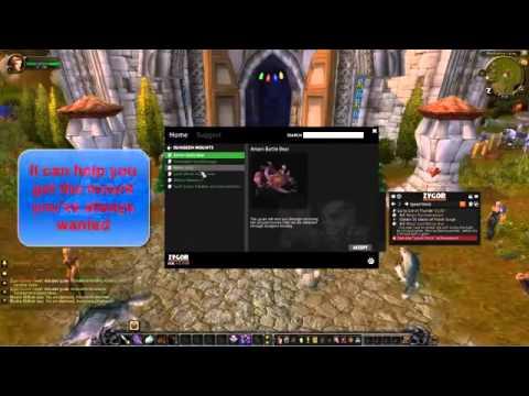 Zygor guides v6015219 for legion 01/11/17 - YouTube