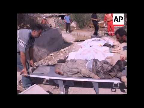 More bodies taken out of rubble after dozens killed in airstrike