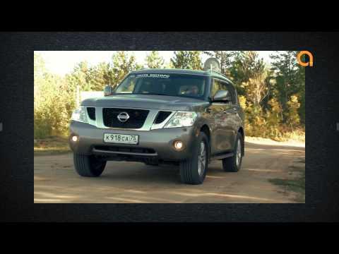 Тест Драйв - Nissan Patrol