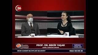 Sağlıklı Yarınlara | Prof.Dr. Bekir Yaşar