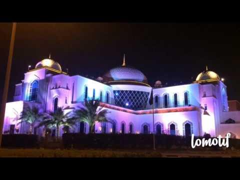 Night light-Dubai