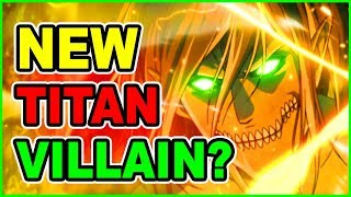 EREN TURNS VILLAIN? RIP BUDDY! ATTACK ON TITAN Chapter 110 REVIEW Shingeki no Kyojin 110