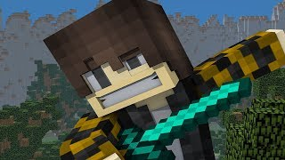 "Minecraft Song and Minecraft Animation ""Born To Hack"" Top Minecraft Songs by Minecraft Jams"