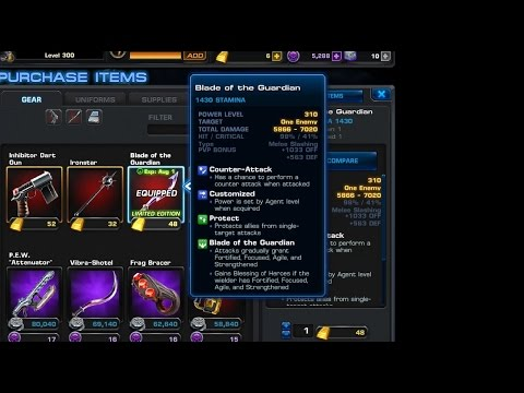 Marvel Avengers Alliance: Is the Blade of the Guardian worth getting?