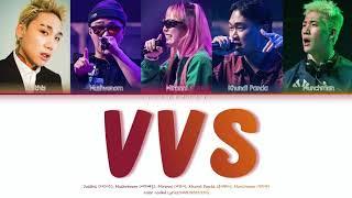 Mushvenom, Miranni, Ki Panda, Mchman - 'VVS' ft. JUSTHIS Prod. GroovyRoom /H/R/E