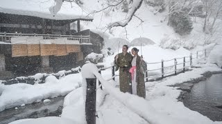 Winter Rail Travel in Japan on 7 Day JR Pass (Hokkaido / Honshu)