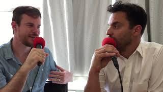 Joe Swanberg & Jake Johnson Discuss WIN IT ALL