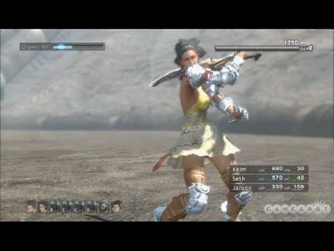 [Top 100 Countdown] Hundred Best RPG Battle Themes #8 Lost Odyssey