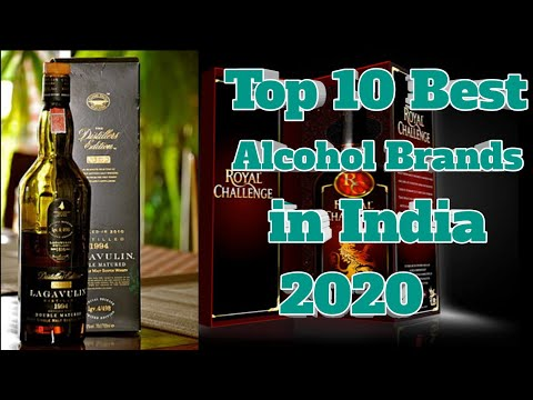 Top 10 Famous Alcohol Brands In India (2019)