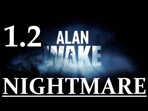 """Alan Wake (PC) 