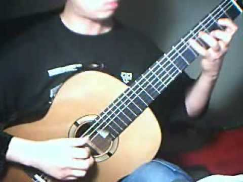 Cançó del lladre (Catalan folk song arranged by Miguel Llobet)