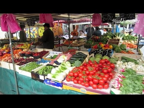 PARIS DAY 3: Off the Tourist Track! Markets + Music Festival