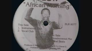 Flow - African Morning B1 (Instrumental Club) 1995