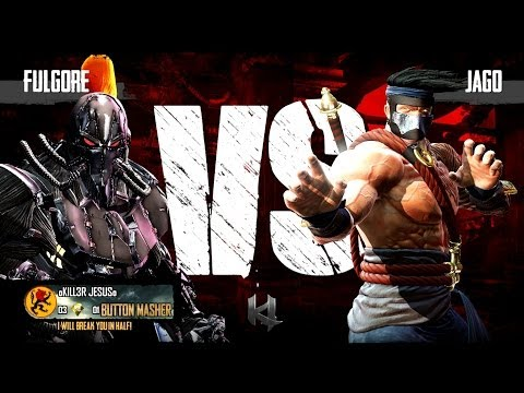 KILLER INSTINCT - FULGORE vs JAGO I XBOX ONE GAMEPLAY