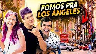 VLOG DE VIAGEM! RIO DE JANEIRO - LOS ANGELES!