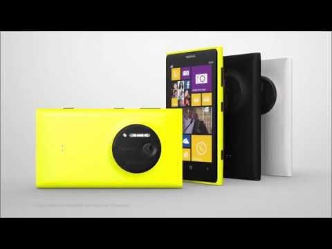 Nokia Lumia 1020 - 41 megapixeles PureView - ImpulsoNegocios.com
