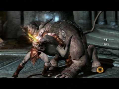 Let's Play God of War III #7 - Hades' Mansion