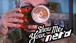 The Ultimate Vintage Camera Collector | Show Me Your Nerd