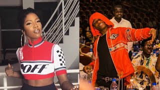 Tiwa Savage vs Wizkid In Dance Competition