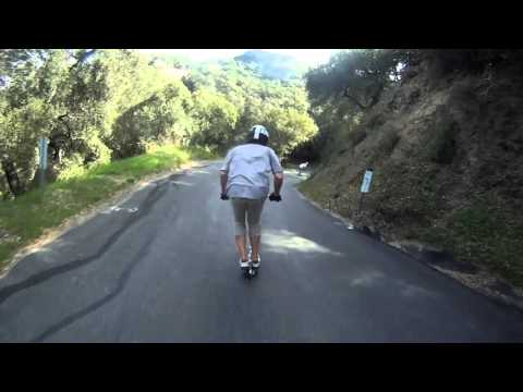 Longboarding: Land of The Clams Series
