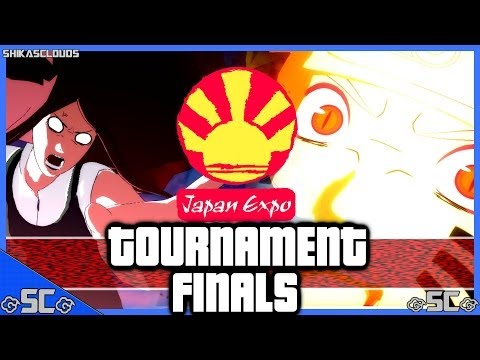 ●JAPAN EXPO 2014 Tournament Finals! - Round 3/3 | NARUTO REVOLUTION【HD】 ●
