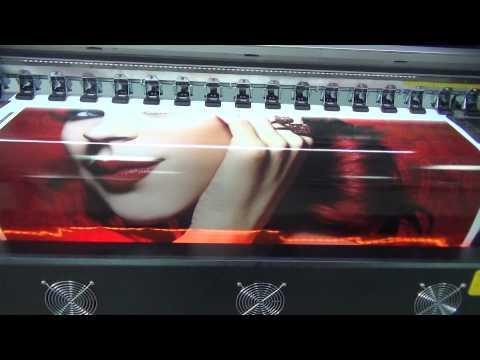 1.8m Digital sublimation printer & eco solvent printer