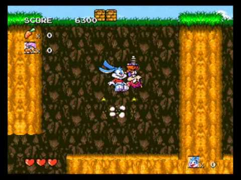 Tiny Toons- Busters Hidden Treas - Tiny Toons- Busters Hidden Treas (GEN) First play HD - Vizzed.com Play - User video