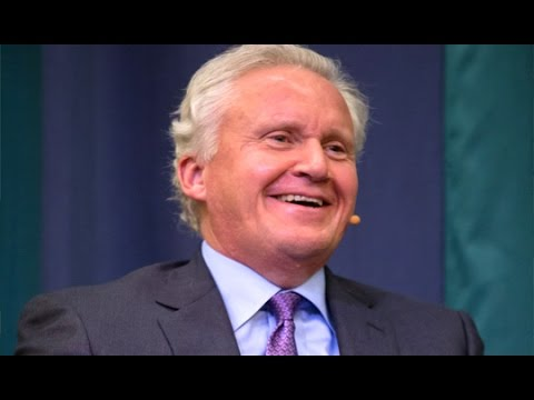 Jeffrey Immelt, CEO and Chairman of General Electric (GE) Part 1