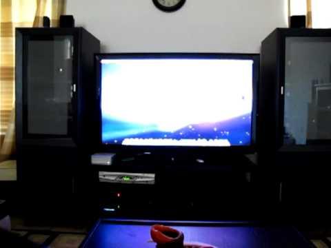 Mac Mini HTPC set up