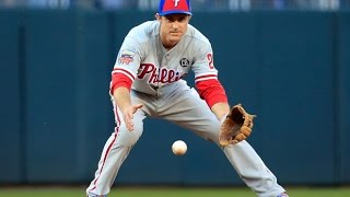 Chase Utley 2014 Highlights