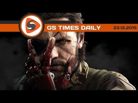 GS Times [DAILY]. Metal Gear 6, Devil's Third Online, новая игра Кена Левина