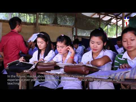 LKPS Interview with Saw Kler Htoo (Teaching in refugee camp) MP3