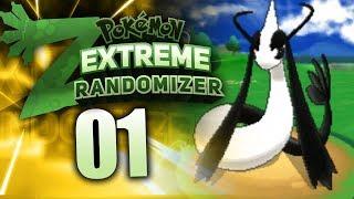 SHADOW MILOTIC! Pokémon Z Extreme Randomizer #01