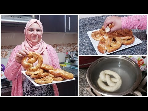 الخبز المسلوق مقرمش و هش من الوسط من الذ واروع ما تدوقت ????