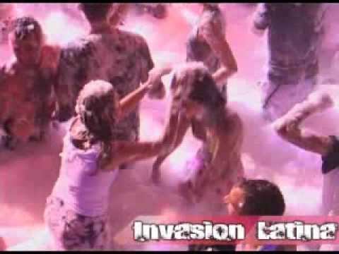 Ibiza Bikini foam party #1