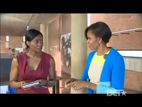 Michelle Obama: Impact Africa