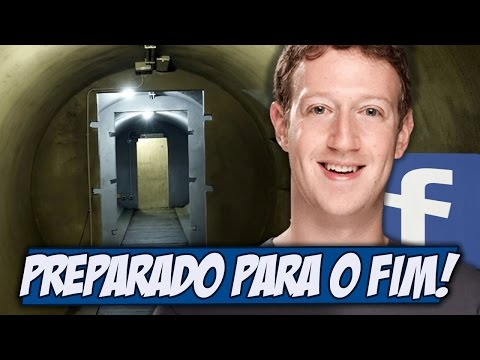 Mark Zuckerberg se Preparando Para o Fim do Mundo?!