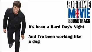 Watch Big Time Rush A Hard Days Night video