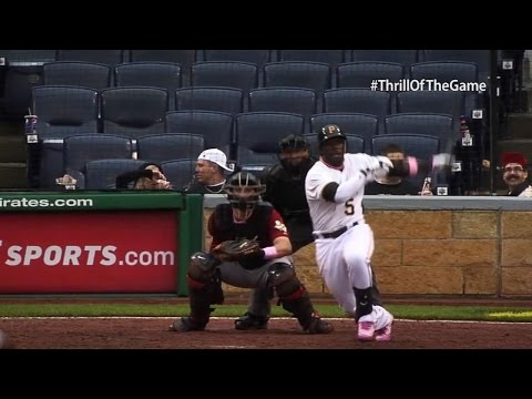 Pepsi Thrill of the Game: Josh Harrison