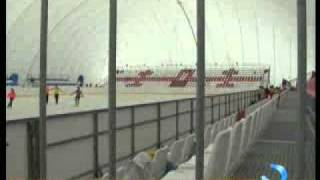 The Ice Field of the Olympic standards to open in Batumi