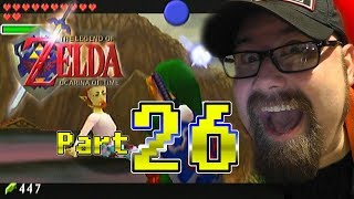 The Legend of Zelda: Ocarina of Time -- Part 26: Miscellaneous Adventuring (VII) [N64]