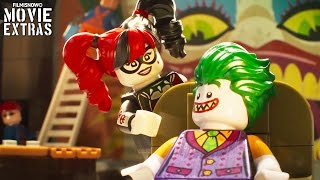 The Lego Batman Movie 'Behind the Bricks' Featurette (2017)