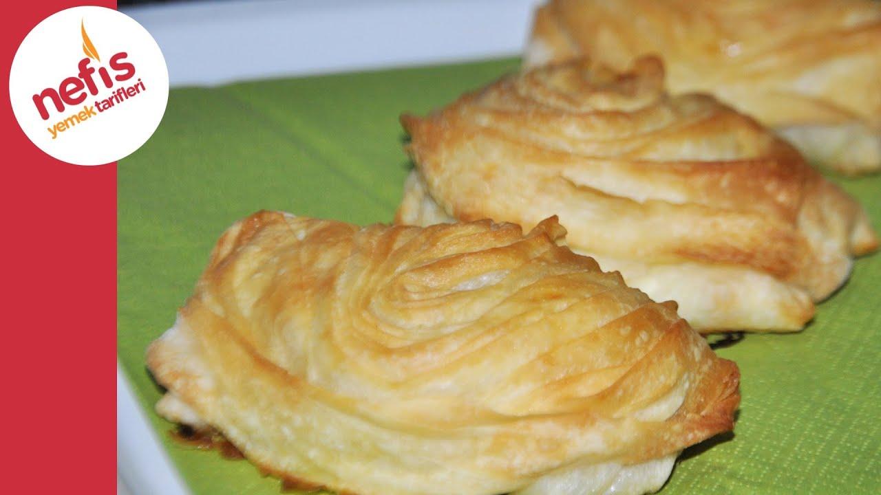 Midye Börek - Nefis Yemek Tarifleri - YouTube