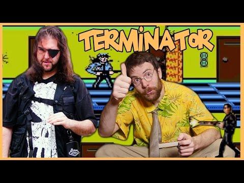 Joueur du Grenier - TERMINATOR - NES/Megadrive