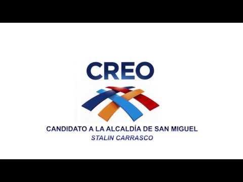 CREO 21 - Stalin Carrasco -  San Miguel