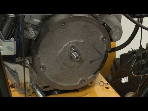 Flywheel - Cub Cadet Snowblower