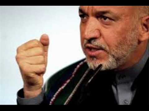 Hamid Karzai and Ashraf Ghani Funny Abusing Clip [Full]
